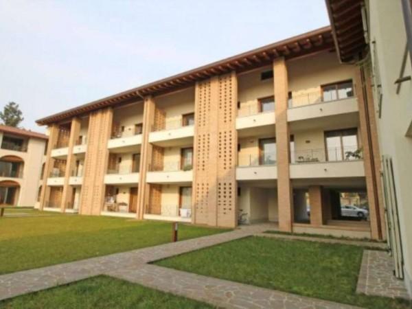 Appartamento in vendita a Cassano d'Adda, Con giardino, 127 mq - Foto 10