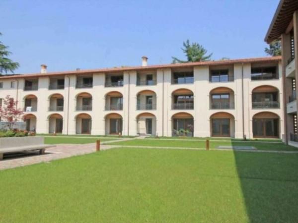 Appartamento in vendita a Cassano d'Adda, Con giardino, 127 mq - Foto 2