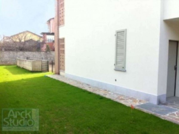 Appartamento in vendita a Cassano d'Adda, Con giardino, 127 mq - Foto 8