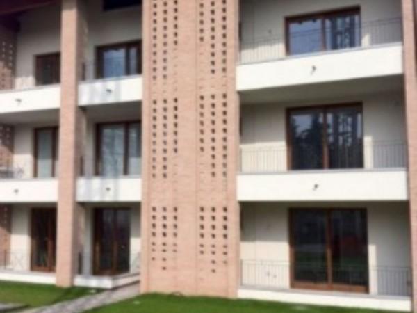 Appartamento in vendita a Cassano d'Adda, Con giardino, 127 mq - Foto 5