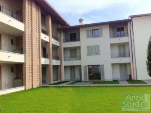 Appartamento in vendita a Cassano d'Adda, Con giardino, 127 mq - Foto 6