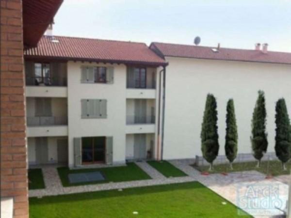 Appartamento in vendita a Cassano d'Adda, Con giardino, 127 mq - Foto 4