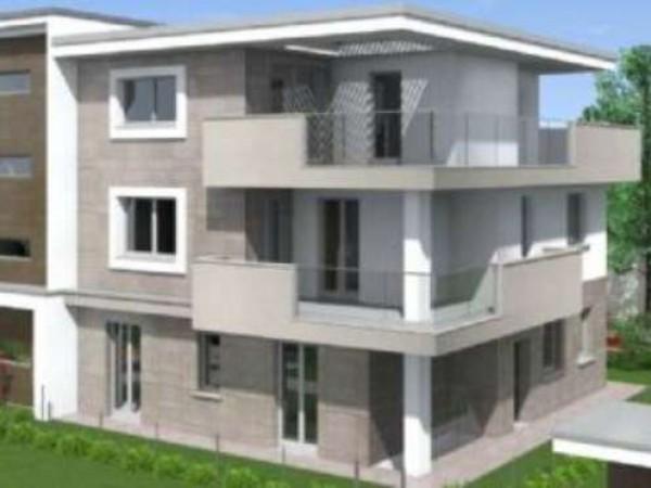 Appartamento in vendita a Cassano d'Adda, Con giardino, 63 mq - Foto 12