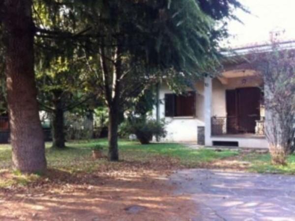 Villa in vendita a Cassano d'Adda, Con giardino, 300 mq - Foto 1