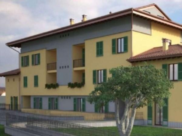 Appartamento in vendita a Inzago, Con giardino, 90 mq - Foto 6