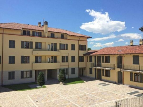 Appartamento in vendita a Inzago, Con giardino, 90 mq - Foto 12
