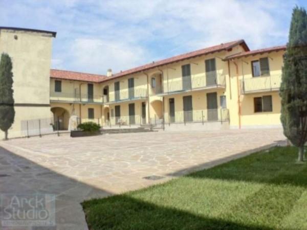 Appartamento in vendita a Inzago, Con giardino, 90 mq - Foto 2