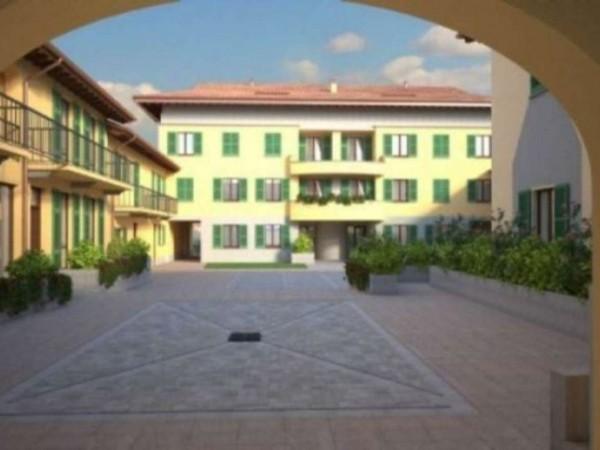 Appartamento in vendita a Inzago, Con giardino, 90 mq - Foto 5