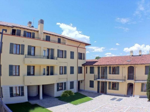 Appartamento in vendita a Inzago, Con giardino, 90 mq - Foto 21