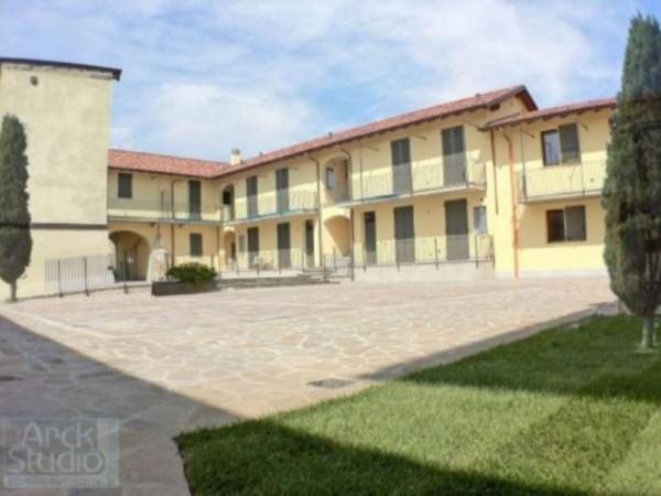 Appartamento in vendita a Inzago, Centro Storico, Con giardino, 71 mq - Foto 18
