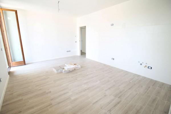 Appartamento in vendita a Inzago, Centro Storico, Con giardino, 71 mq - Foto 14
