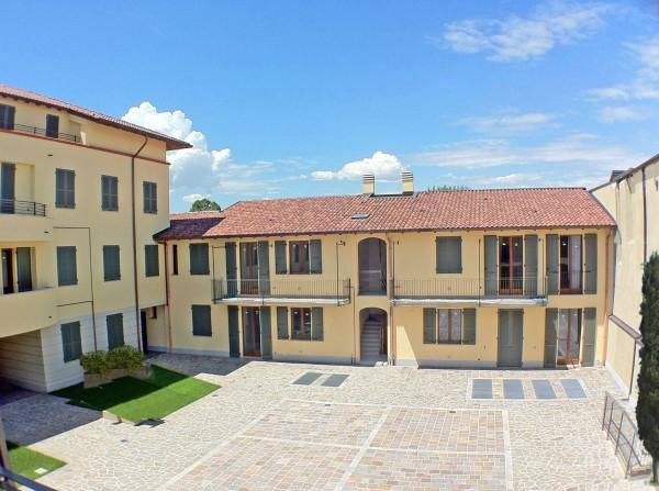 Appartamento in vendita a Inzago, Centro Storico, Con giardino, 71 mq - Foto 4