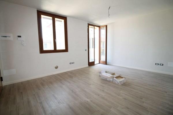 Appartamento in vendita a Inzago, Centro Storico, Con giardino, 71 mq - Foto 9