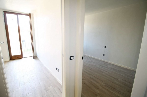 Appartamento in vendita a Inzago, Centro Storico, Con giardino, 71 mq - Foto 13