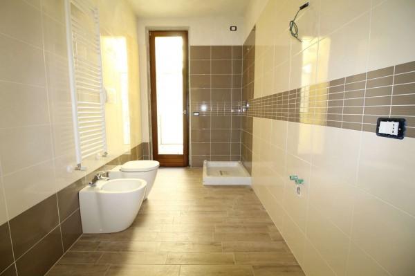 Appartamento in vendita a Inzago, Centro Storico, Con giardino, 71 mq - Foto 11