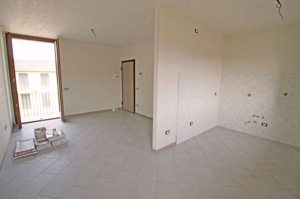 Appartamento in vendita a Inzago, Centro Storico, Con giardino, 71 mq - Foto 6