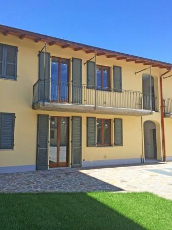 Appartamento in vendita a Inzago, Centro Storico, Con giardino, 71 mq - Foto 3