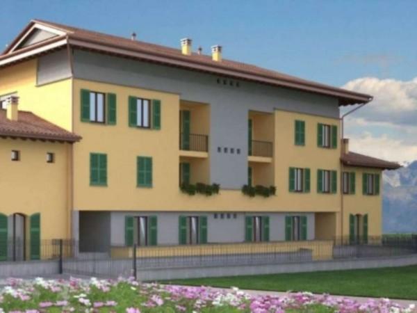 Appartamento in vendita a Inzago, Centro Storico, 120 mq - Foto 2