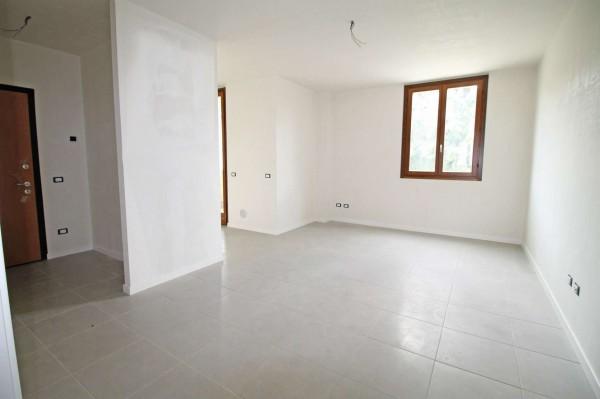 Appartamento in vendita a Inzago, Centro Storico, Con giardino, 90 mq - Foto 7