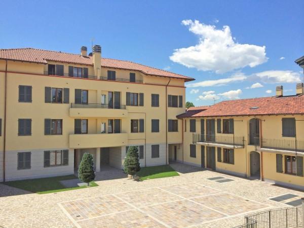 Appartamento in vendita a Inzago, Centro Storico, Con giardino, 90 mq - Foto 11