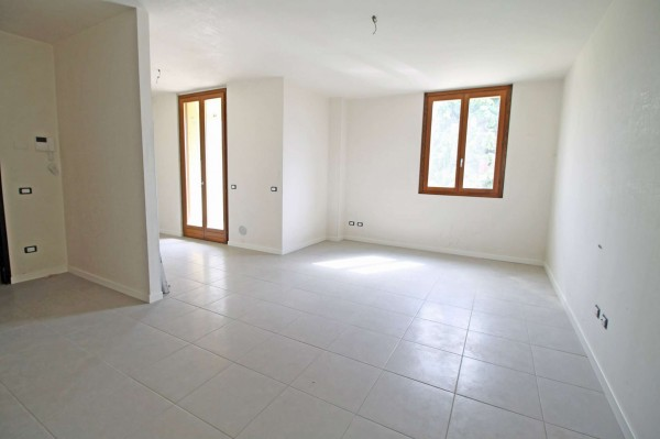 Appartamento in vendita a Inzago, Centro Storico, Con giardino, 90 mq - Foto 10