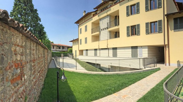 Appartamento in vendita a Inzago, Centro Storico, Con giardino, 90 mq - Foto 6