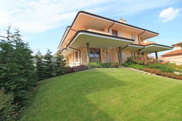 Villa in vendita a Liscate, Con giardino, 200 mq - Foto 5