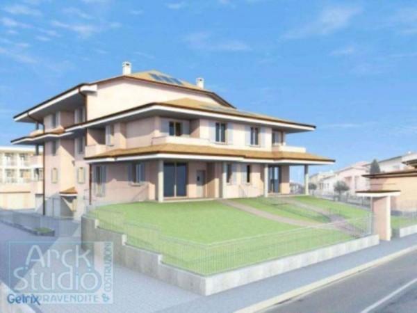 Villa in vendita a Liscate, Con giardino, 200 mq - Foto 23
