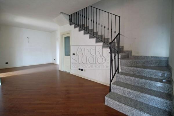Villa in vendita a Liscate, Con giardino, 200 mq - Foto 15