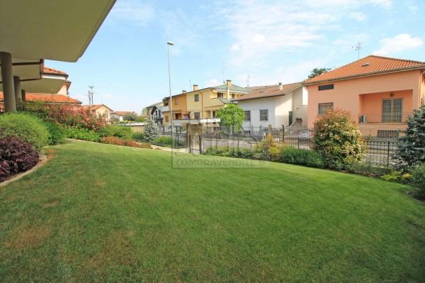 Villa in vendita a Liscate, Con giardino, 200 mq - Foto 22