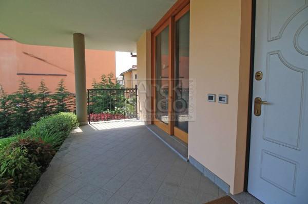 Villa in vendita a Liscate, Con giardino, 200 mq - Foto 19
