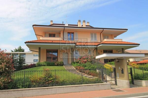 Villa in vendita a Liscate, Con giardino, 200 mq - Foto 18