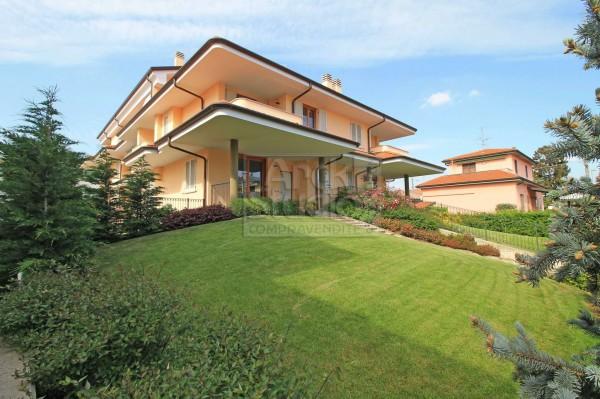 Villa in vendita a Liscate, Con giardino, 200 mq - Foto 21