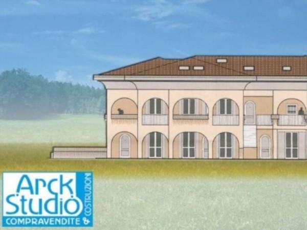Appartamento in vendita a Inzago, Con giardino, 65 mq - Foto 7