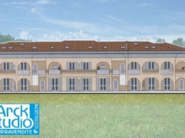 Appartamento in vendita a Inzago, Con giardino, 65 mq - Foto 6