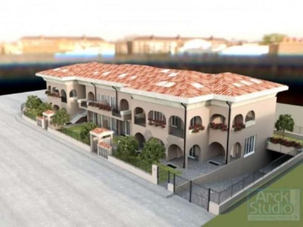 Appartamento in vendita a Inzago, Con giardino, 65 mq - Foto 12