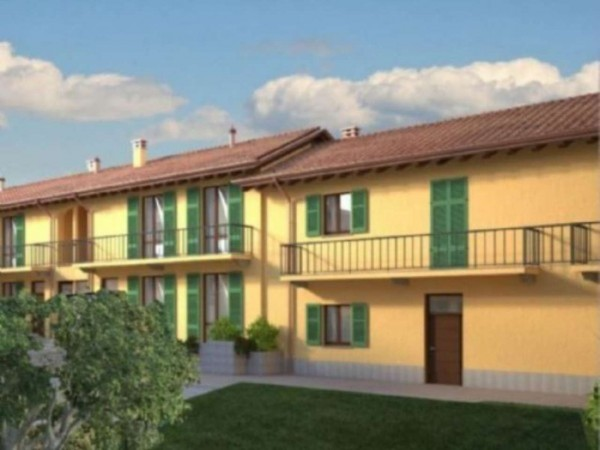 Villetta a schiera in vendita a Inzago, Con giardino, 170 mq - Foto 10