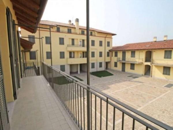 Appartamento in vendita a Inzago, Con giardino, 68 mq - Foto 13