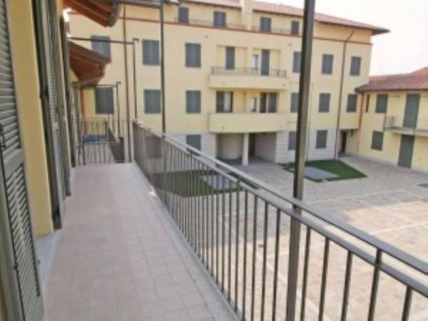 Appartamento in vendita a Inzago, Con giardino, 68 mq - Foto 6