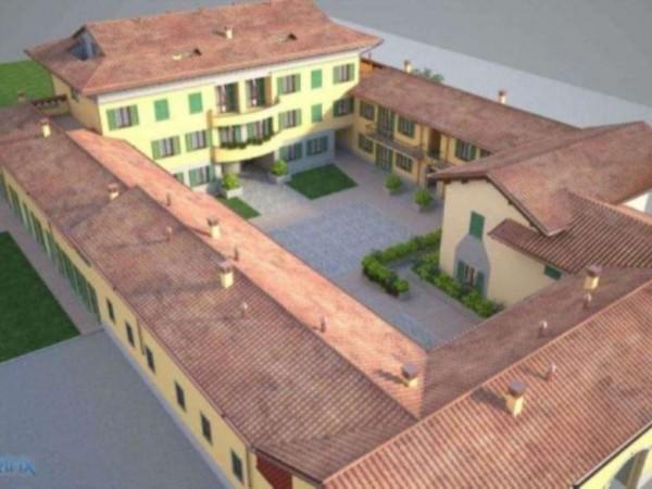 Appartamento in vendita a Inzago, Con giardino, 68 mq - Foto 2