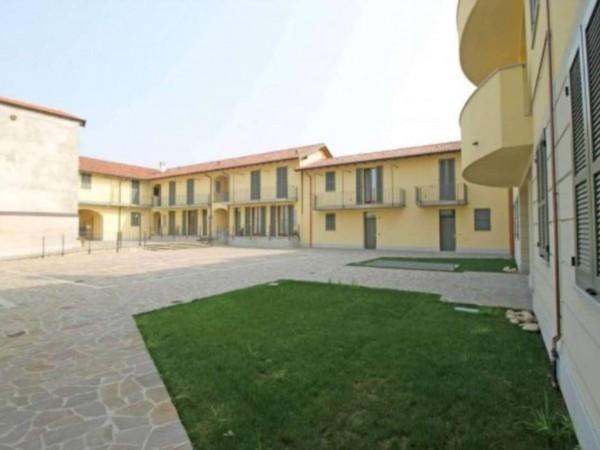 Appartamento in vendita a Inzago, Con giardino, 68 mq - Foto 16