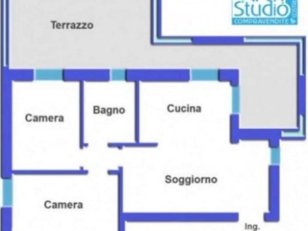 Appartamento in vendita a Inzago, 85 mq - Foto 4