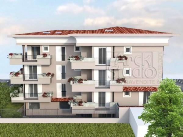 Appartamento in vendita a Inzago, 85 mq