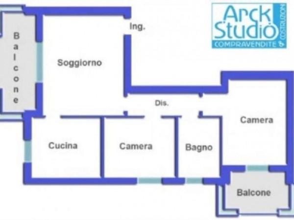 Appartamento in vendita a Inzago, 85 mq - Foto 3