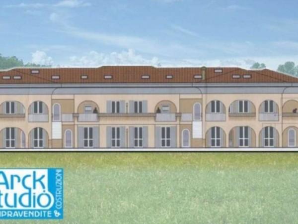 Appartamento in vendita a Inzago, Naviglio, Con giardino, 65 mq - Foto 3