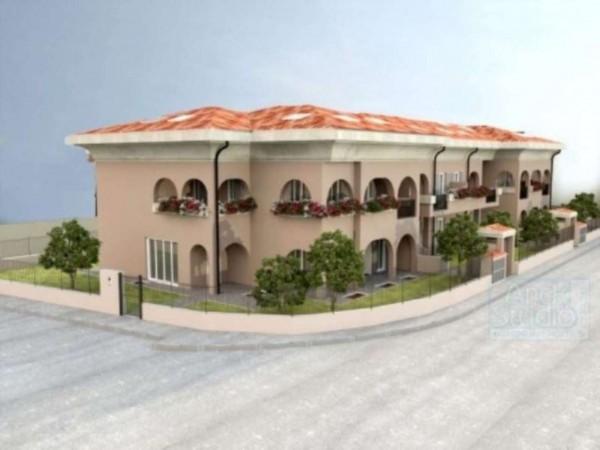 Appartamento in vendita a Inzago, Naviglio, Con giardino, 65 mq - Foto 8