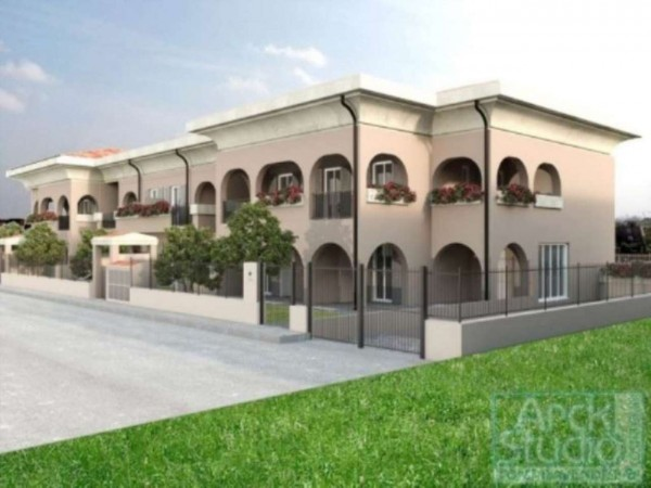 Appartamento in vendita a Inzago, Naviglio, Con giardino, 65 mq - Foto 7