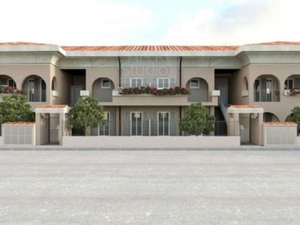 Appartamento in vendita a Inzago, Naviglio, Con giardino, 65 mq - Foto 4