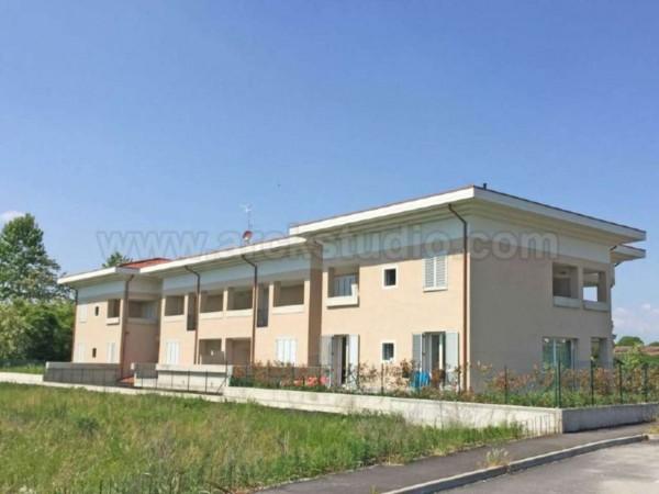 Appartamento in vendita a Inzago, Naviglio, Con giardino, 65 mq - Foto 5