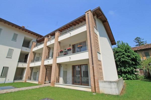 Appartamento in vendita a Cassano d'Adda, Naviglio, Con giardino, 93 mq - Foto 2